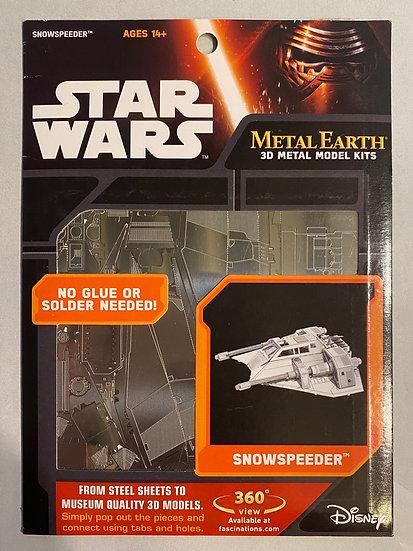 Metal Earth Star Wars Snowspeeder