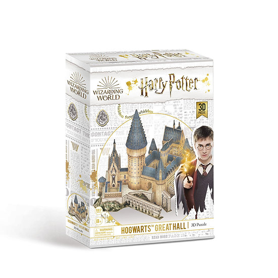 Revell 3D Puzzle Harry Potter