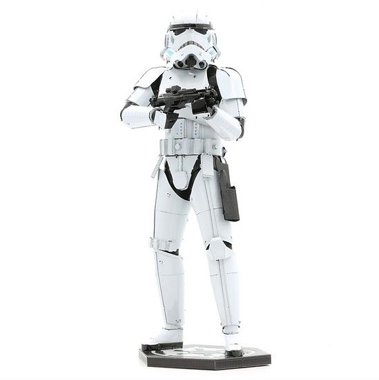 Metal Earth Star Wars stormtrooper