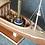 Maquette bateau en bois à construire, Chaloupe à vapeur «LOUISE»CONSTRUCTO 80834