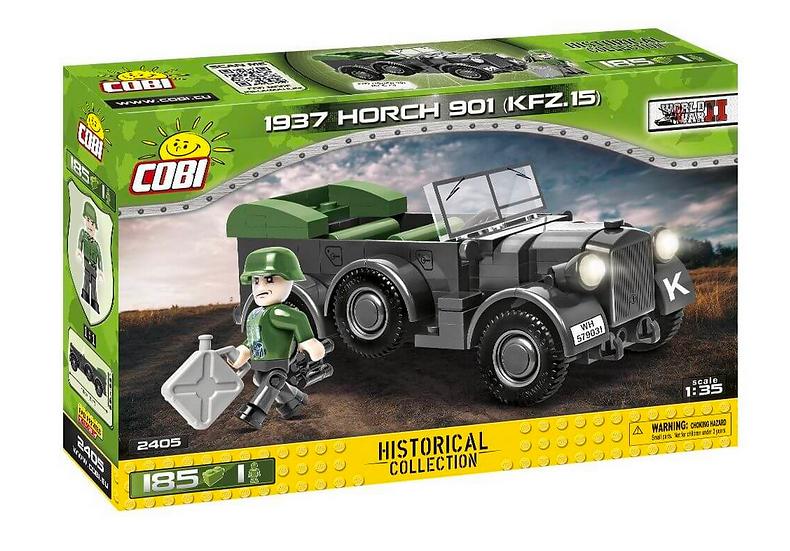 Cobi 1937 Horch 901 Kfz.15