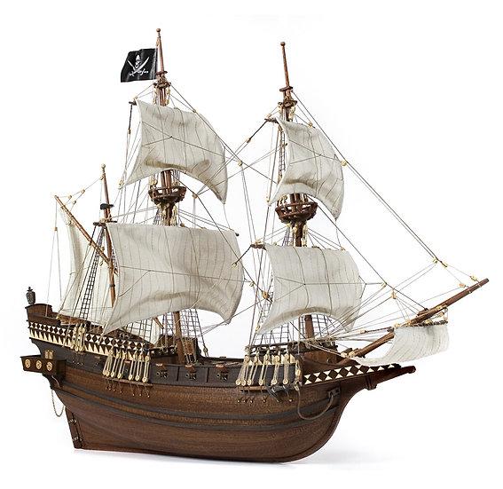 Maquettes bateaux en bois Occre Buccaner