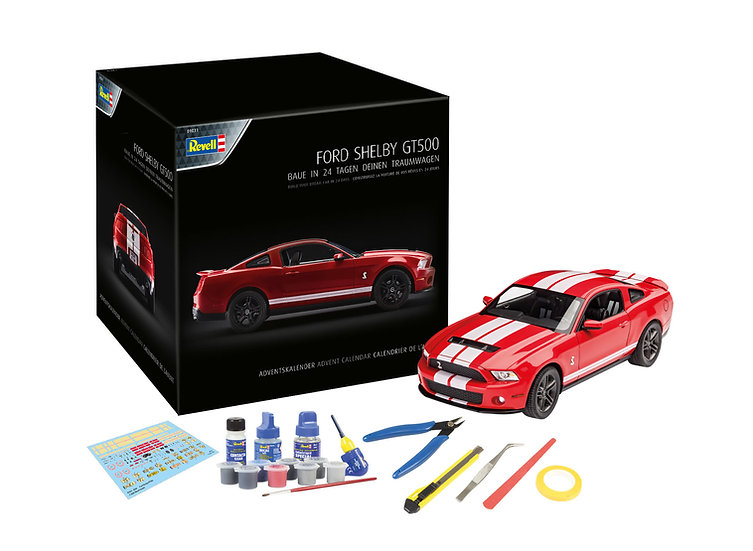 Revell Ford Shelby GT 1/25