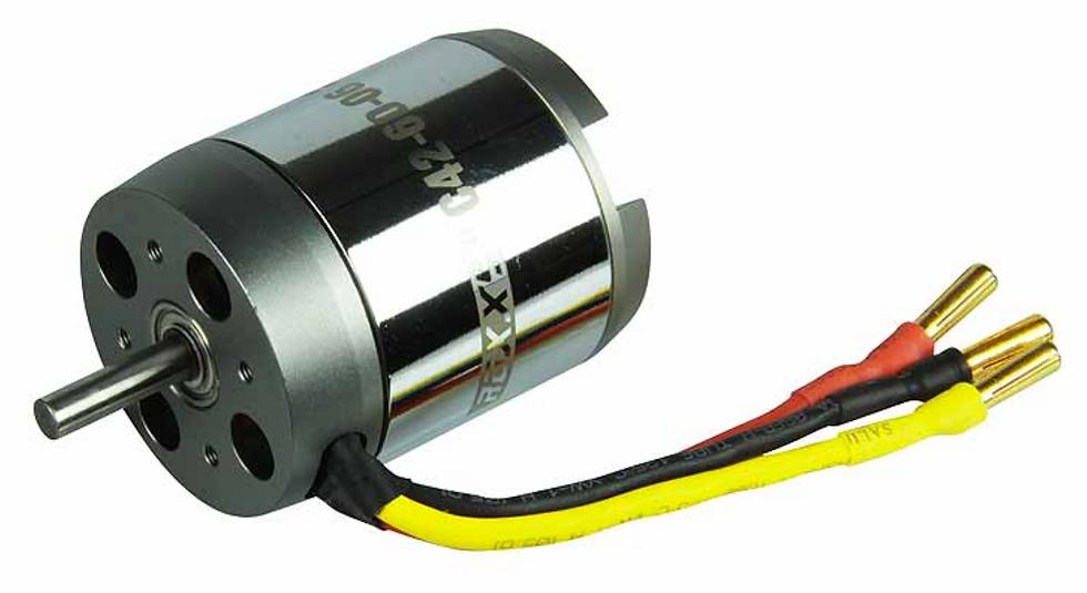 Multiplex Roxxy BL Outrunner C42-60-06 600kV 314973