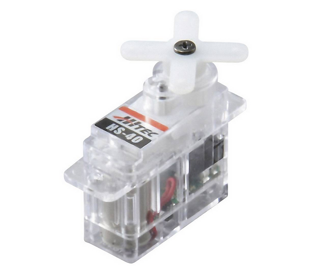 Hitec Micro-Servo HS-40 Analog-Servo