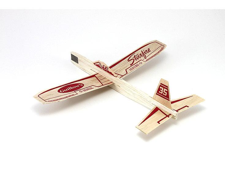 Guillow's Starfire Glider