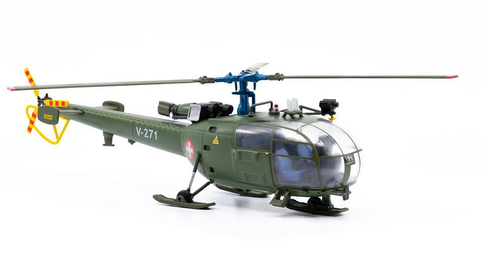 ACE collectors edition Alouette III V-271 1:72