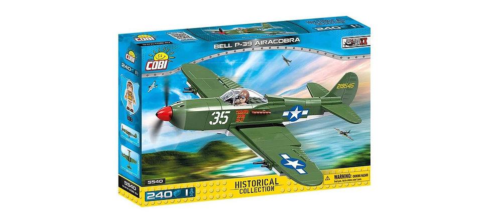 Cobi Bell P-39 Airacorba