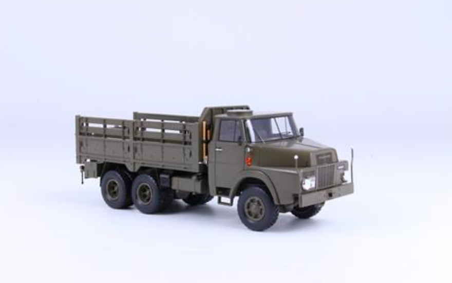 ACE collectors edition Henschel HS 3-14 HA CH 8,2t gl 6x6 Militär en Résine 1:43