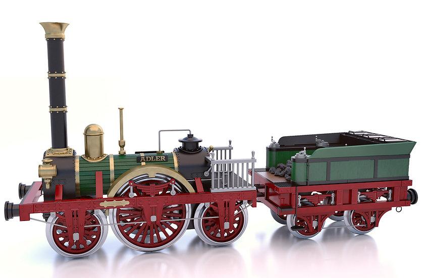 Locomotive ADLER