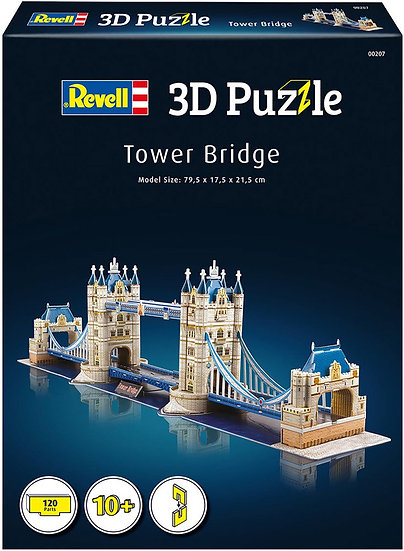 Revell 3D Puzzle Tower Bridge
