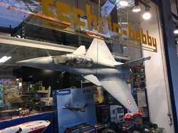 Modèle réduit avion Rafale
