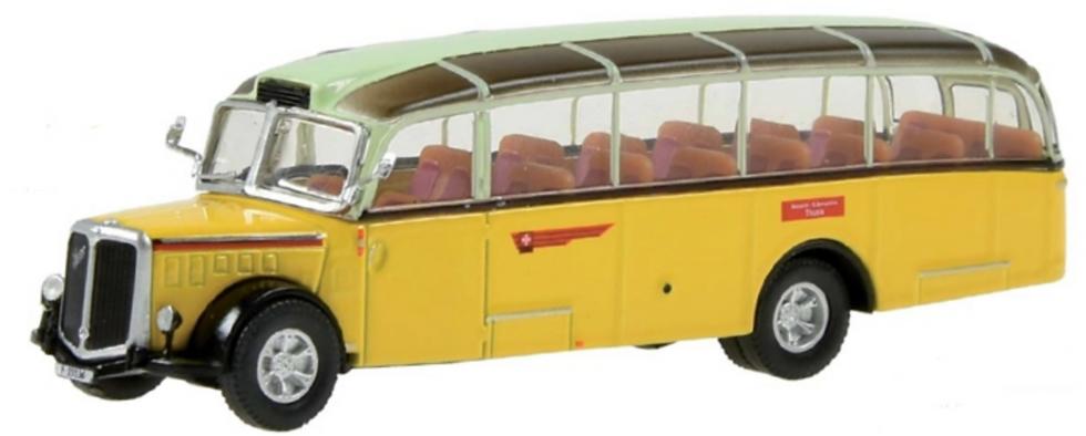 ACE collectors edition Saurer L4C-Alpenwagen IIIa Résine 1:43