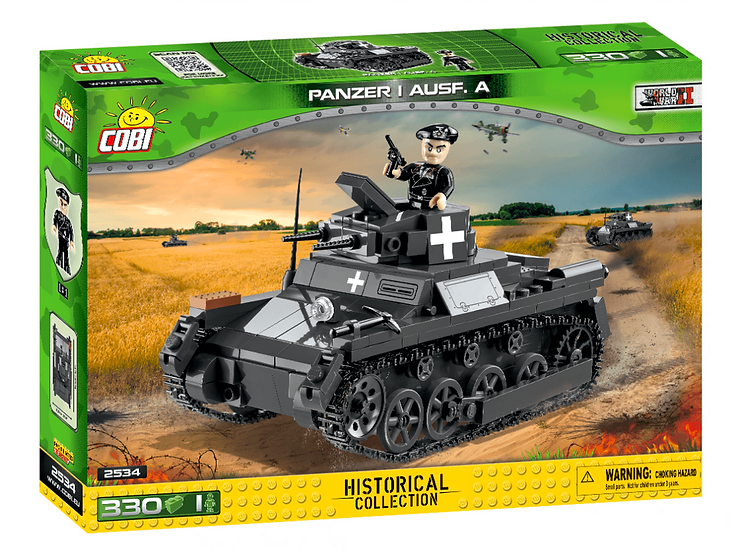 Cobi  Panzer I Ausf. A