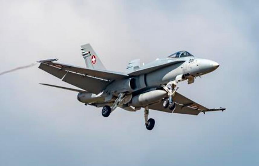 ACE collectors edition F/A-18C Hornet J-5018 Panthers Métal 1:72