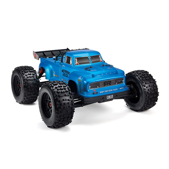 Arma 1/8 NOTORIOUS 6S 1:8 4WD EP RTR BLUE