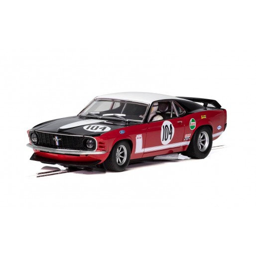 Scalextric Ford Mustang Boss 302