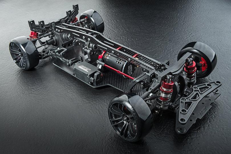 MST châssis Drift FMX 2.0 LCG Version RWD 1/10 KIT MST532191