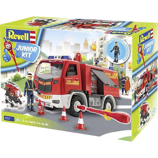 Revell Camion de pompier avec une figurine