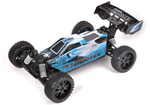 Buggy R.C. Pirate Shooter Brushless