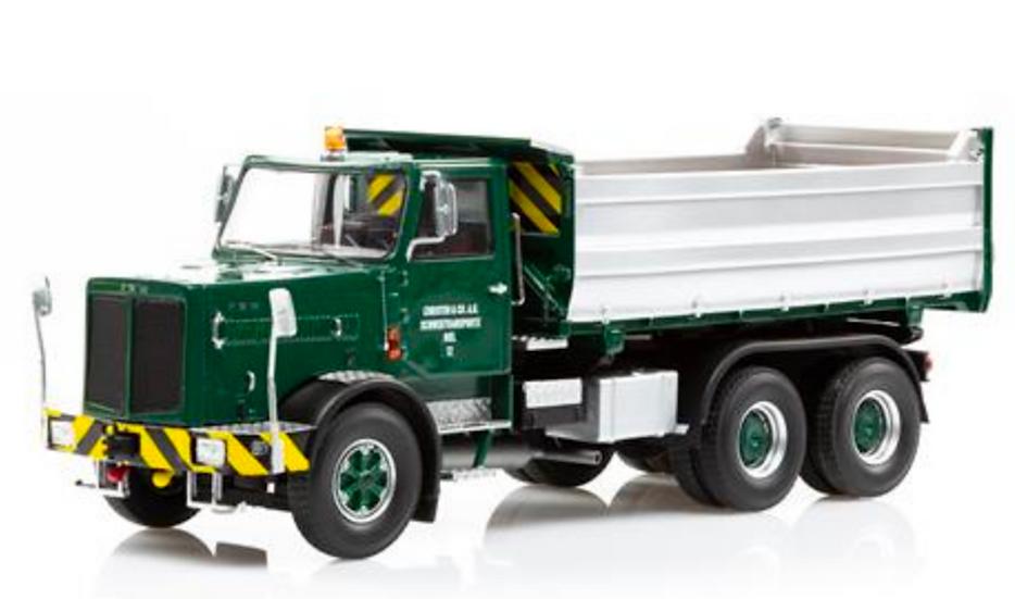 ACE collectors edition FBW 80N E6A 6x2 Kipper en Résine 1:43