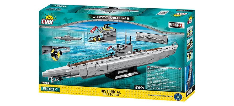 Cobi U-Boot VIIB U-48
