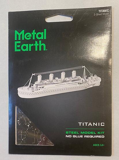 Metal Earth Titanic