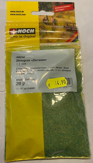 Noch Herbes Gazon d'ornement 1,5mm 20g