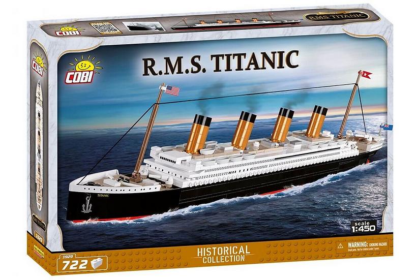 Cobi R.S.M Titanic