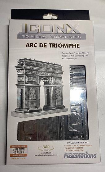 Metal Earth Arc de Triophe