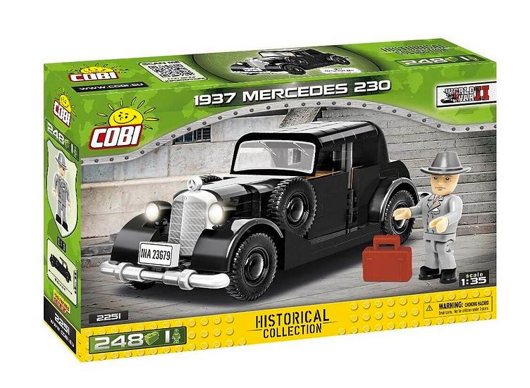 Cobi 1937 Mercedes 230