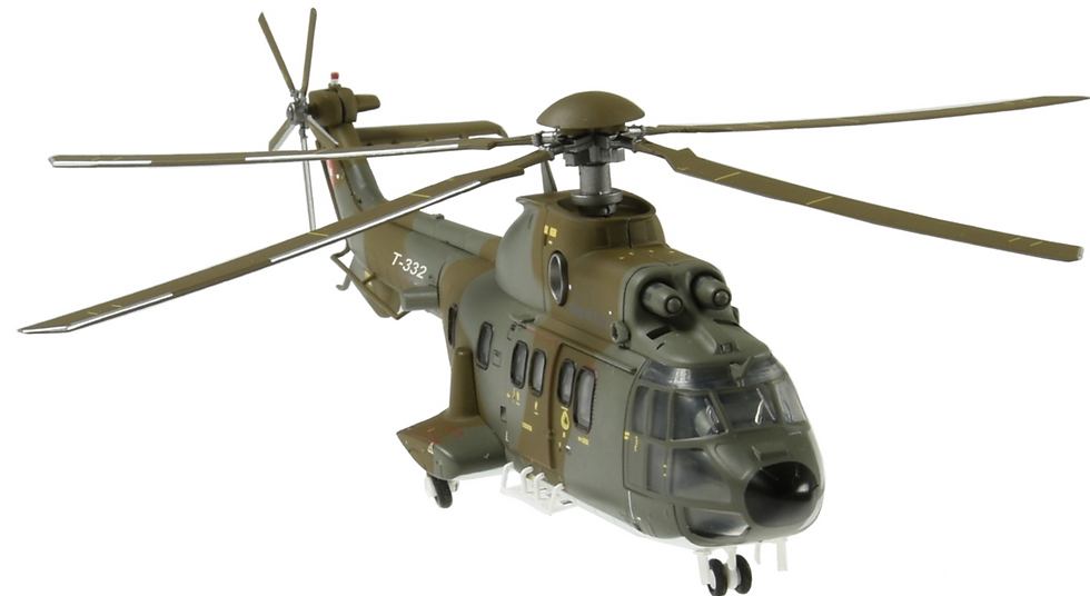 ACE collectors edition Cougar AS532 T-332 1:72