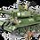 Cobi T-34-85 Rudy 102