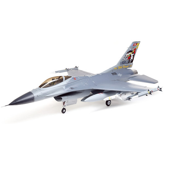 AVION F-16 Falcon 80mm EDF Smart BNF Basic with SAFE Select EFL87850