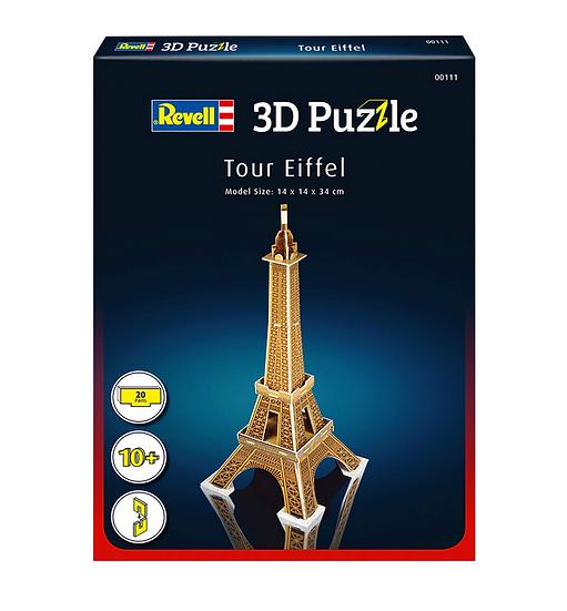 Revell 3D Puzzle Tour Eiffel