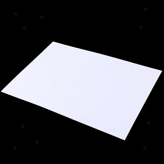 Papier à décalcomanies transparent pour imprimante jet d'encre
