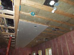 Basement Sound Deadening Insulation