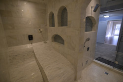 Roman Bath Chair and Bed