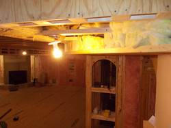 Basement Built-ins