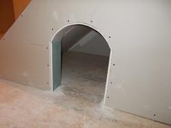 Basement Dog House