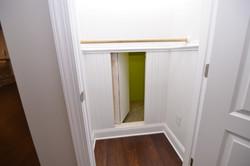 Panic Room Secret Door