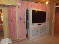 Basement TV