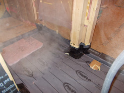 Basement Steam Shower Liner #2