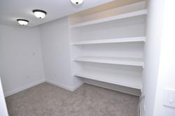 Storage Room Shelving