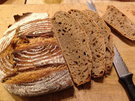 2-1 Sourdough Bread
