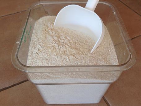 Flour Extraction