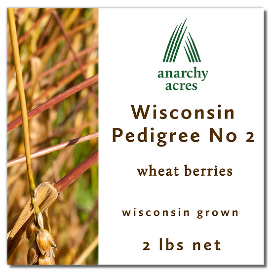 2 lb Wisconsin No 2 Berries