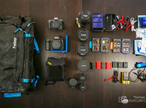 Unterwegs in Island - Meine Fotoausrüstung