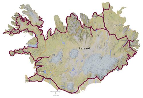 Reisebericht Island - 20 Tage auf der Ringstrasse, den Westfjorden und Snaefellsnes