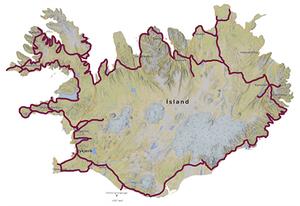 Hinweise Reisen durch Island